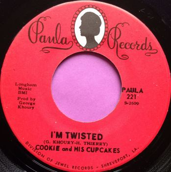 Cookie and Cupcakes-I`m twisted-Paula M-