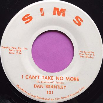 Dan Brantley-I can`t take no more-Sims E+
