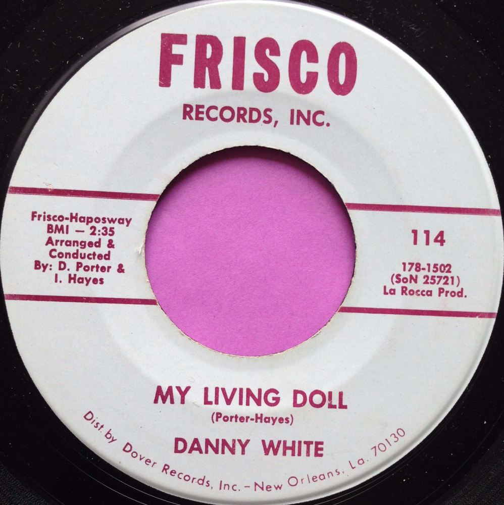 Danny White-My living doll-Frisco E