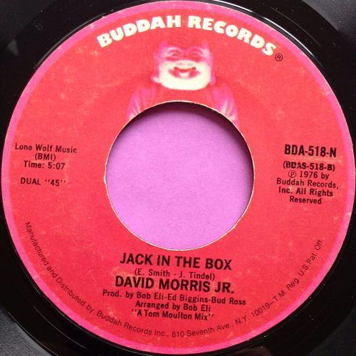 David Morris Jr.- Jack in the box- Buddah E