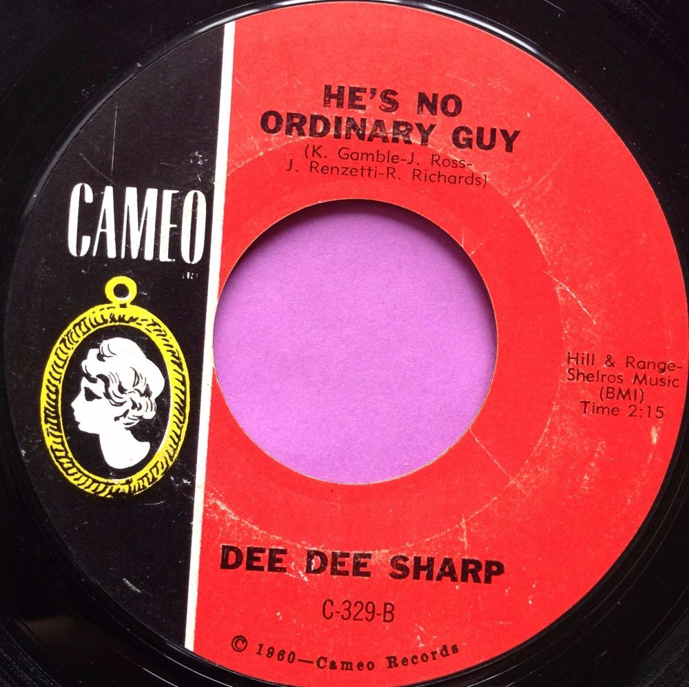 Dee Dee Sharp - He's no ordinary guy - Cameo - vg+