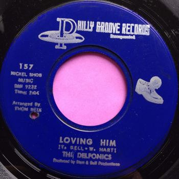 Delfonics-Loving him-Philly groove M-