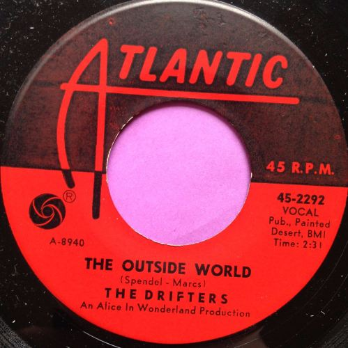 Drifters-The Outside world-Atlantic M-