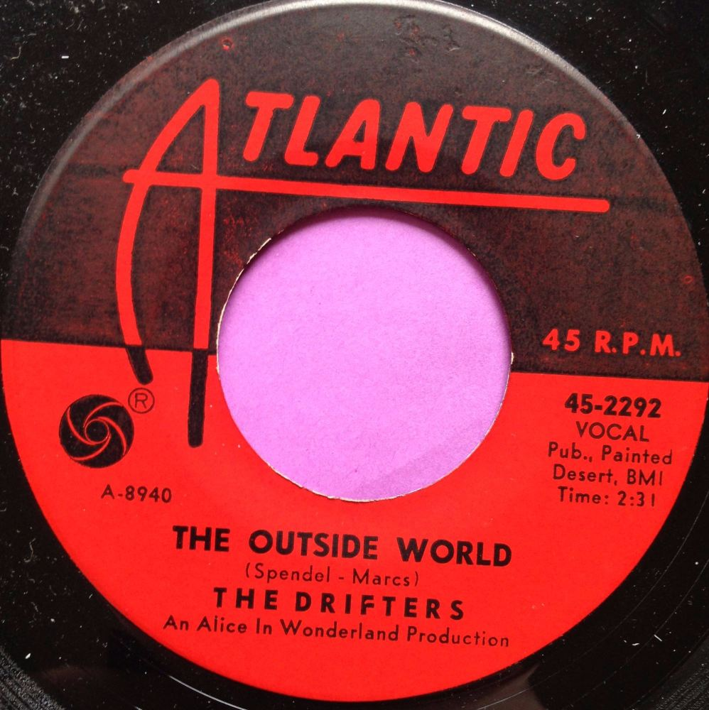 Drifters-The Outside world-Atlantic M-