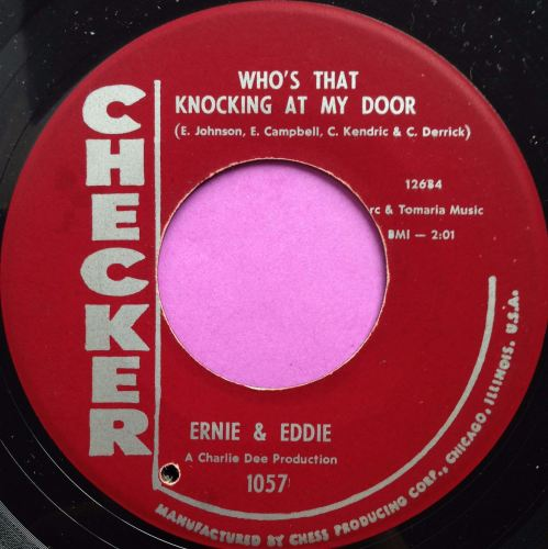Eddie and Ernie-Who`s that knocking at my door-Chess E