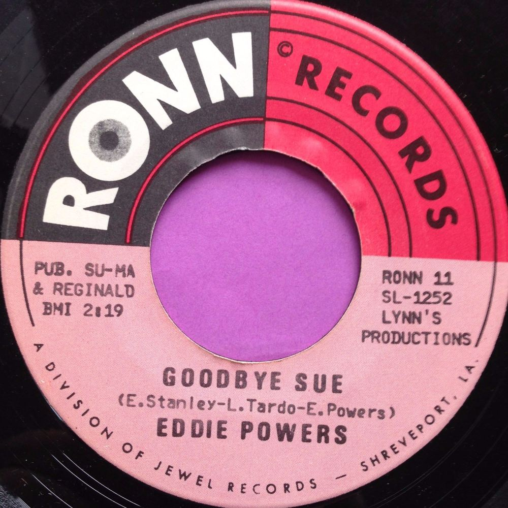 Eddie Powers-Goodbye Sue-Ronn E+