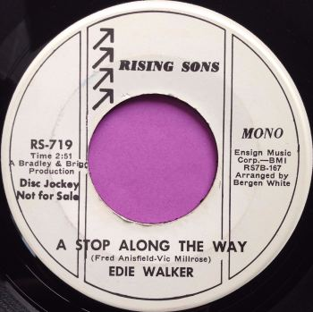 Edie Walker- A stop along the way- Rising Sons WD E