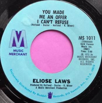 Eloise Laws-You made me an offer...-Music merchant E+
