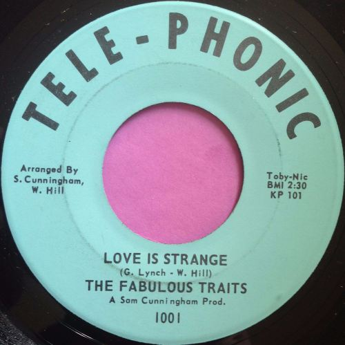 Fabulous Traits-Love is strange-Tele-phonic E+