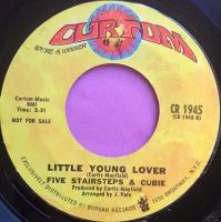 Five Stairsteps-Little young lover- Curtom M-