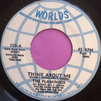 Flamingos-Think about me-Worlds E+