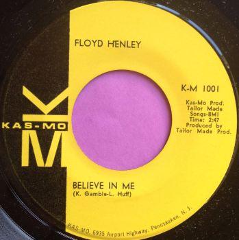 Floyd Henley - Believe in me - KAS-MO - M-