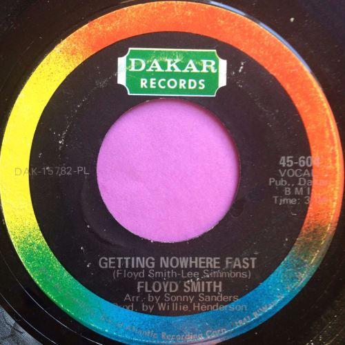 Floyd Smith - Getting nowhere fast - Dakar - E+