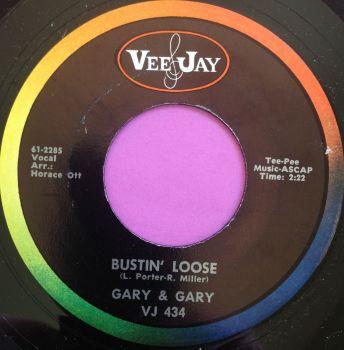 Gary and Gary-Bustin loose-VJ E+