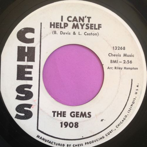 Gems - I can't help myself - Chess - M-