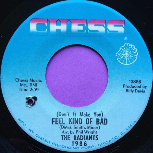 Radiants-Feel kind of bad-Chess E+