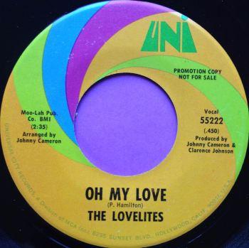 Lovelites-Oh my love-Uni E+