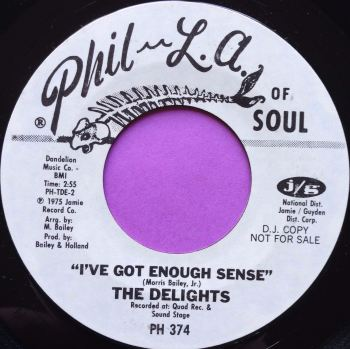 Delights-It's as simple as that-Phil-La of soul WD M-