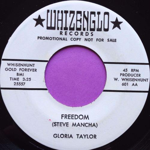Gloria Taylor-Freedom-Whizenglo E+