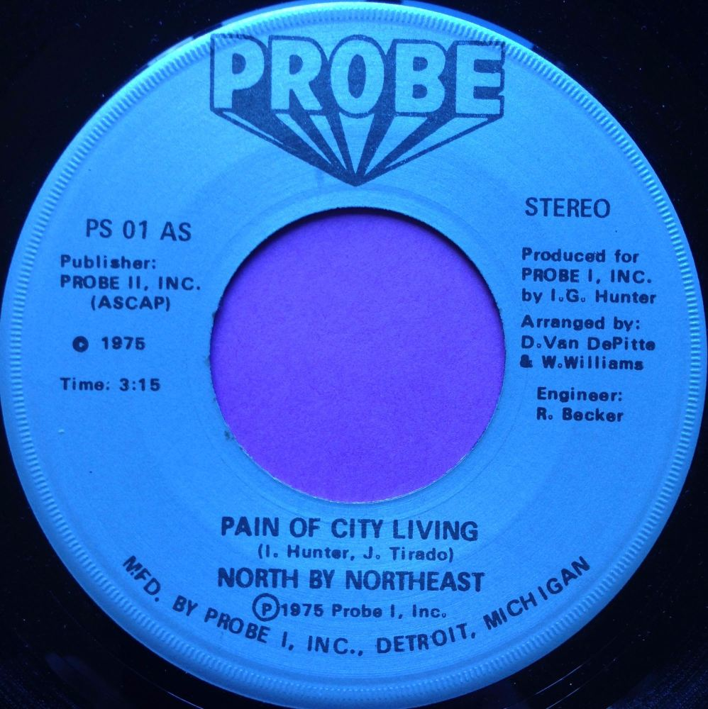 North by Northeast-Pain of city living-Probe E+