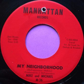 Mike and Michael-Where have you been-Manhattan E+