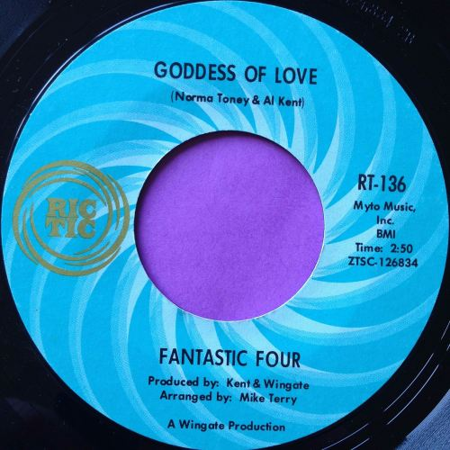 Fantastic Four-Doddess of love-Rictic M-