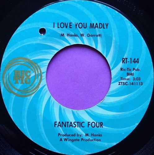 Fantastic Four-I love you madly-Rictic E+