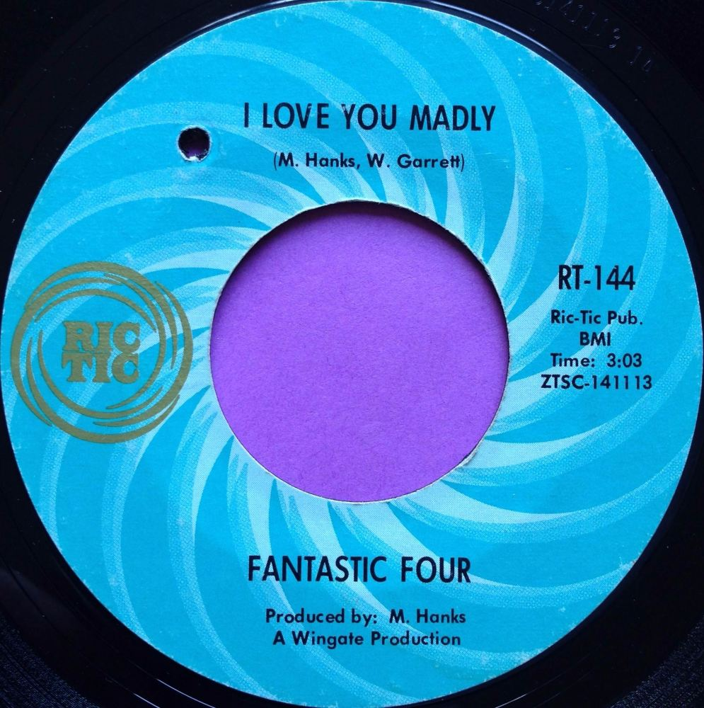 Fantastic Four-I love you madly-Rictic E+