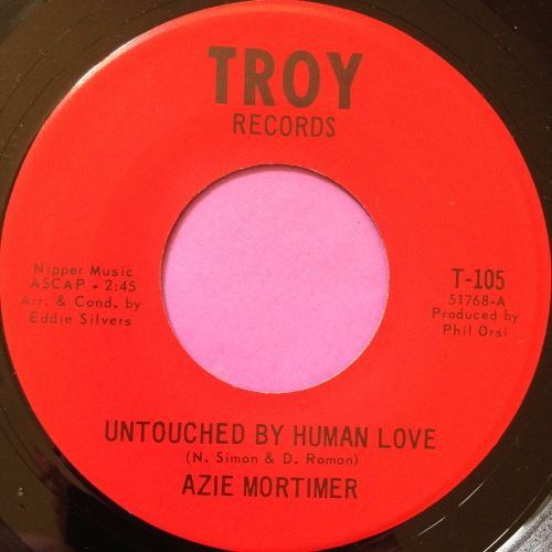 Azie Mortimer-Untouched by human love-Troy M-