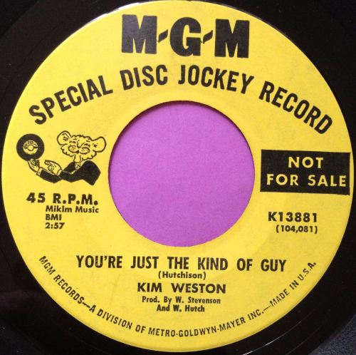 Kim Weston-I got what you need-MGM Demo E+