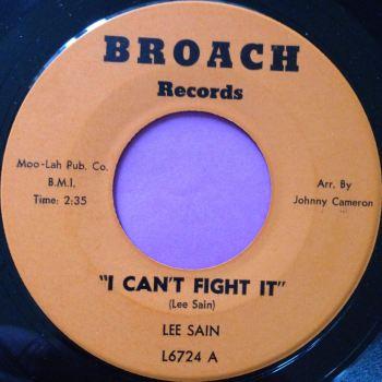 Lee Sain-I can`t fight it-Broach E+