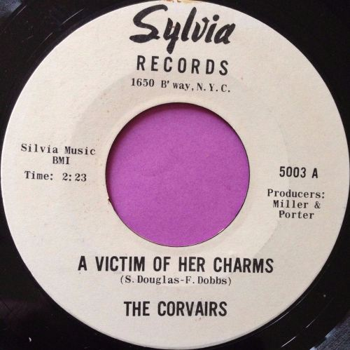 Corvairs-A victim of her charms-Sylvia E+