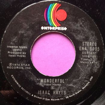 Isaac Hayes-Wonderful-Enterprise E+