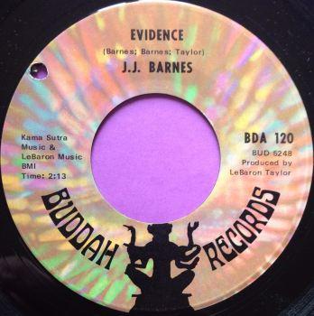 J.J Barnes-Evidence-Buddah E+