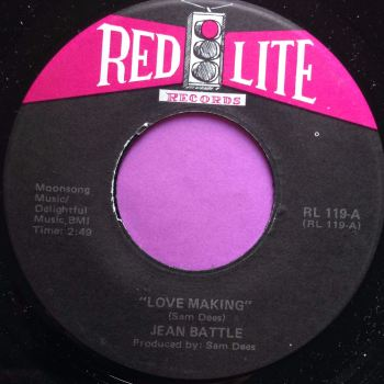 Jean Battle-Love making-Red lite M-