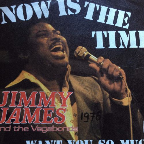 Jimmy James-I want you so much-Dutch Pye ps E+