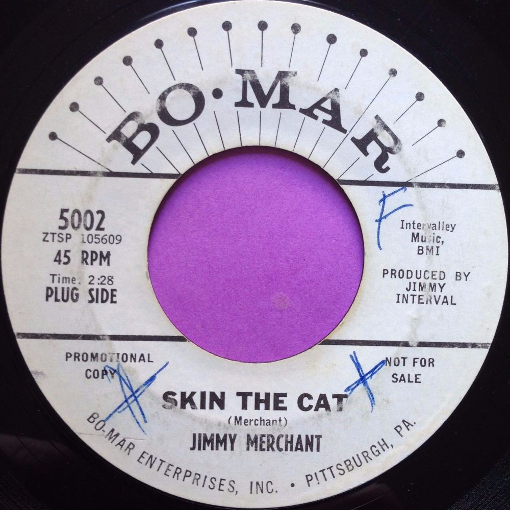 Jimmy Merchant- Skin the cat- Bo-Mar WD E-