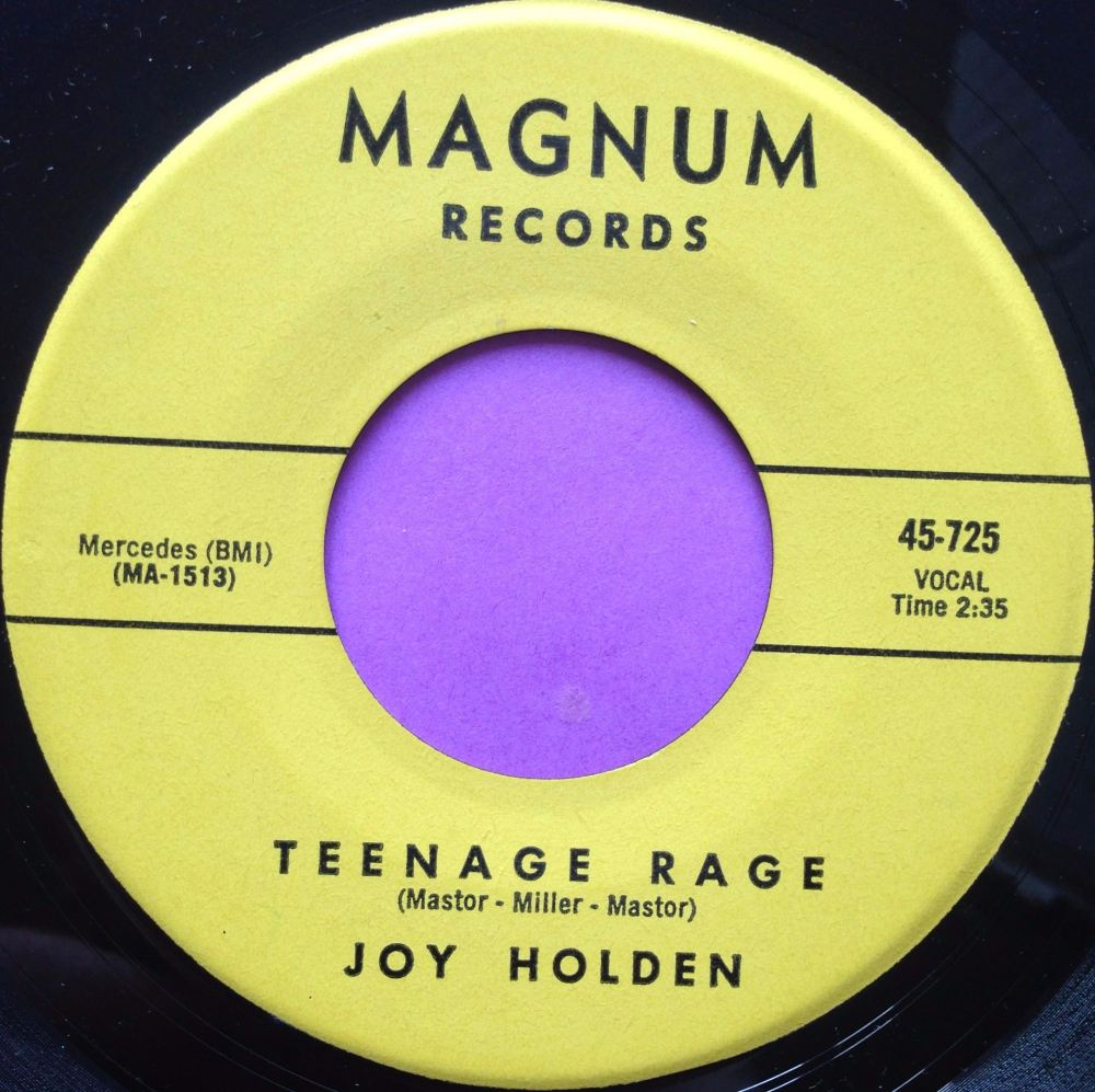 Joy Holden- Teenage rage- Magnum E+