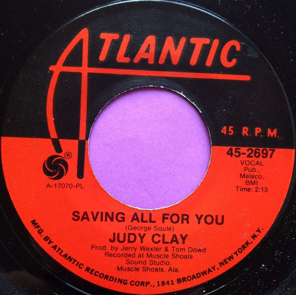 Judy Clay-Saving all for you-Atlantic E