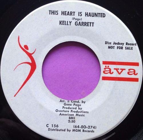 Kelly Garrett-This house is haunted-AVA Demo M-