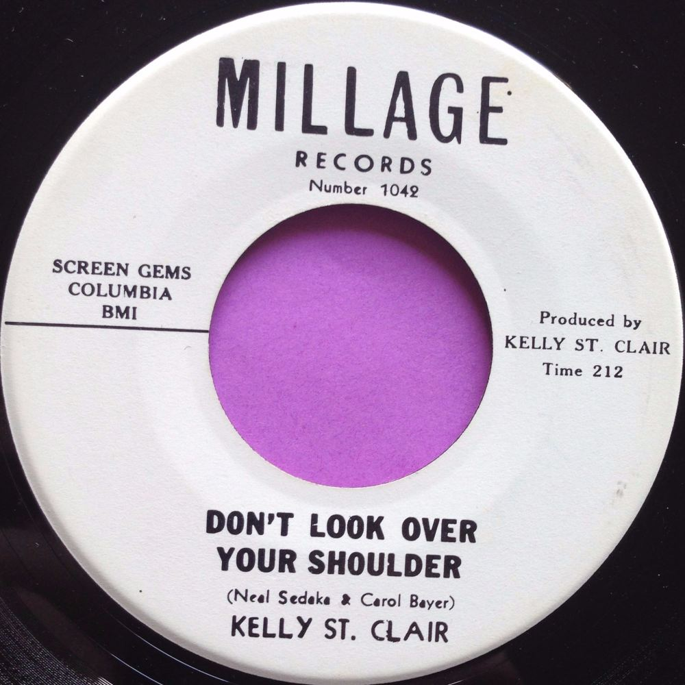 Kelly St. Clair - Don't look over your shoulder - Millage - E+