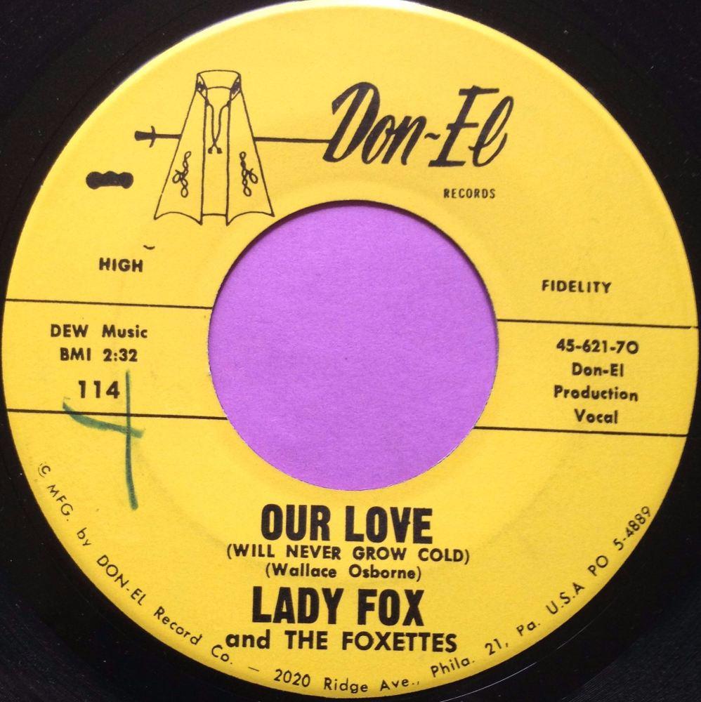 Lady Fox-Our love-Don-el E+
