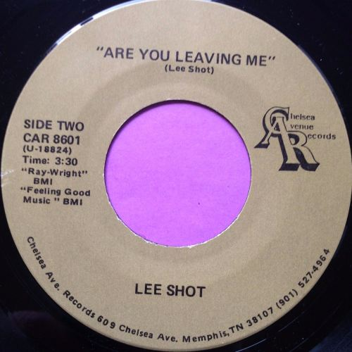 Lee Shot-Are you leaving me-CAR E+