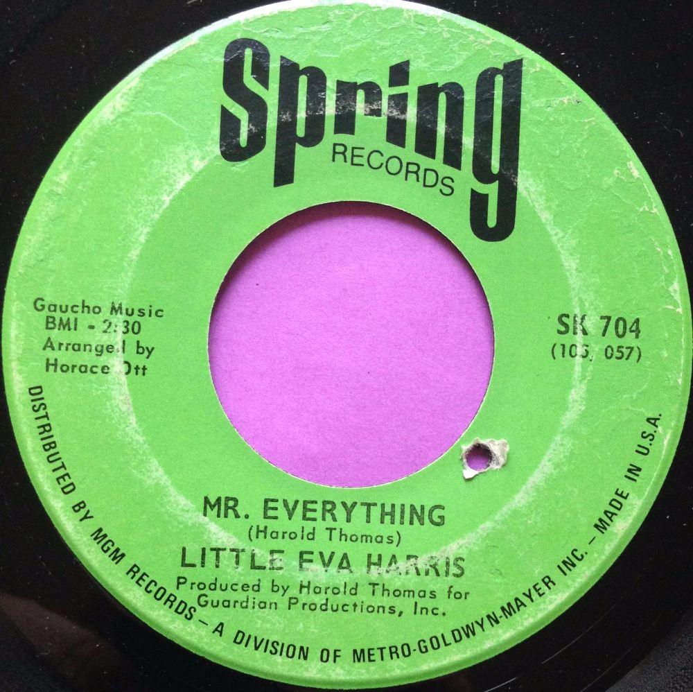 Little Eva Harris-Mr Everything-Spring E