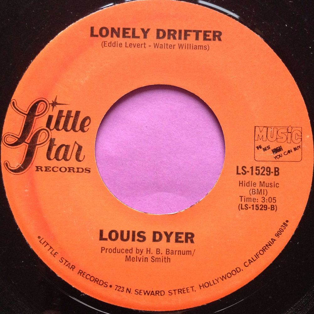 Louis Dyer-Lonely Drifter-Little Star E+