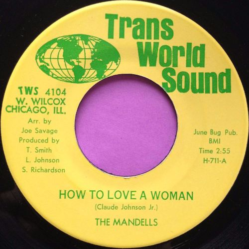 Mandells-How to love a woman-Trans world E+