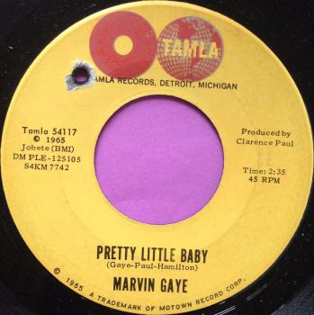 Marvin Gaye-Pretty little baby-Tamla M-