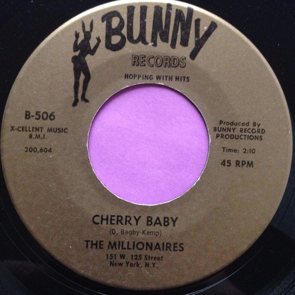 Millionaires-Cherry baby-Bunny M-