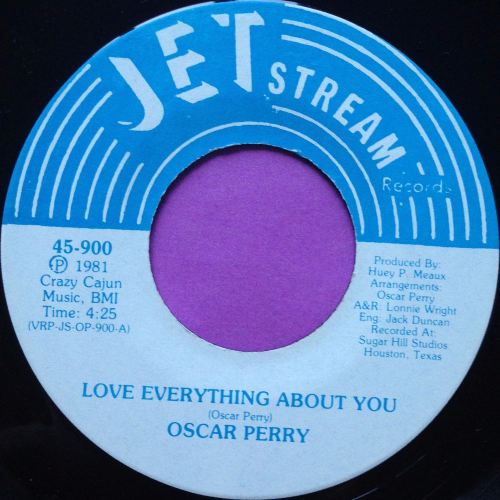 Oscar Perry-Love everything about you-Jet stream E+