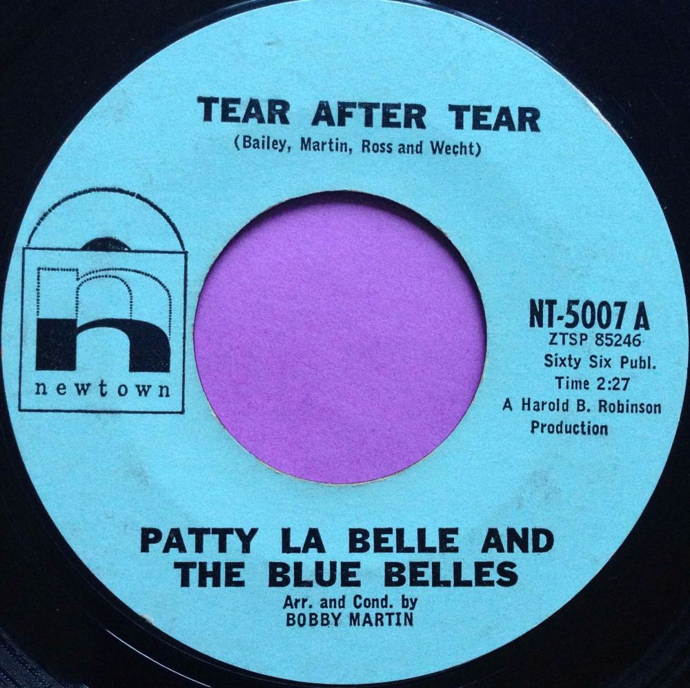 Patty La Belle-Tear after tear-Newtown E